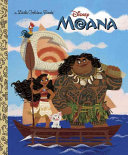 Moana Little Golden Book Disney Moana