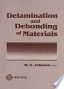 Delamination And Debonding Of Materials Book PDF