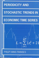 Periodicity and Stochastic Trends in Economic Time Series