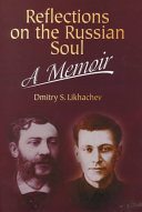 Reflections on the Russian Soul
