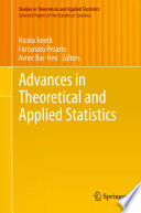 Advances in Theoretical and Applied Statistics Book