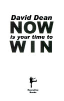 Now is Your Time to Win