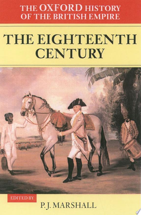 The Oxford History of the British E