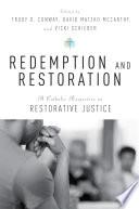 Redemption and Restoration Book