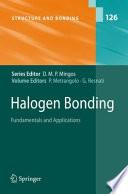 Halogen Bonding Book