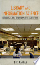 Library And Information Science Book