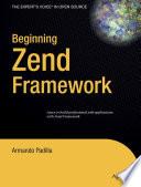 Read Online Beginning Zend Framework For Free