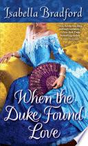 When the Duke Found Love