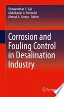Corrosion And Fouling Control In Desalination Industry Book PDF
