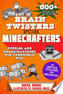 Download Brain Twisters for Minecrafters Book