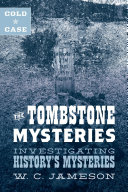 Cold Case  The Tombstone Mysteries