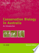 Conservation Biology in Australia  : An Introduction