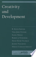 Creativity and Development Book