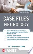 Case Files Neurology  Second Edition