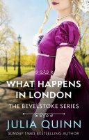 What Happens In London Pdf/ePub eBook
