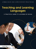 Teaching and Learning Languages