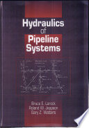 Hydraulics of Pipeline Systems