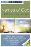 Names of God and Other Bible Studies