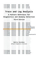 Trace and Log Analysis