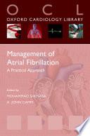 Management Of Atrial Fibrillation Book PDF
