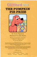 Clifford the Big Red Dog  The Pumpkin Pie Prize