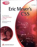 "Eric Meyer's CSS: Die Übersetzung des US-Bestsellers ""More Eric ..."