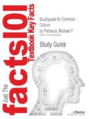 Studyguide for Common Culture by Petracca  Michael F  Book PDF