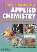 Fundamental Concepts of Applied Chemistry Pdf/ePub eBook
