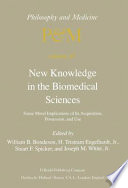 New Knowledge in the Biomedical Sciences Book