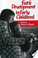 Faith Development in Early Childhood Book