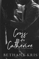 Cross + Catherine banner backdrop