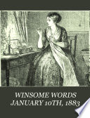 Winsome Words January 10th 1883
