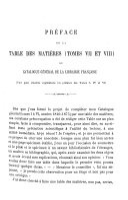 Catalogue général de la librairie française