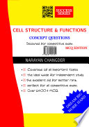 6400 Cell Structure Functions Concept Questions