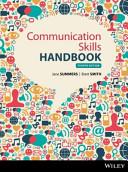 Cover of Communication Skills Handbook