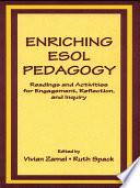 Enriching Esol Pedagogy