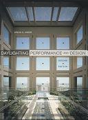 Daylighting Performance and Design