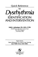 Quick Reference to Dysrhythmia Identification and Intervention
