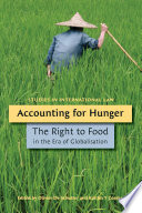 Accounting for Hunger Book