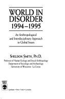 World In Disorder 1994 1995