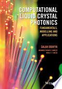 Computational Liquid Crystal Photonics Book