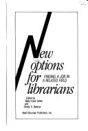 New Options for Librarians