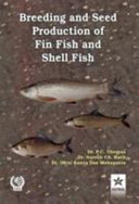 Breeding And Seed Production Of Fin Fish   Shell Fish