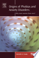 Origins of Phobias and Anxiety Disorders Book