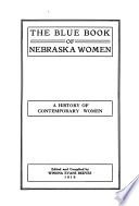 The Blue Book of Nebraska Women
