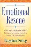 Emotional Rescue Book