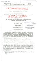School Readiness Act of 2005