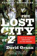The Lost City of Z Pdf/ePub eBook