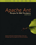 Apache Ant Recipes for Web Developers