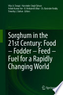 Sorghum in the 21st Century  Food     Fodder     Feed     Fuel for a Rapidly Changing World